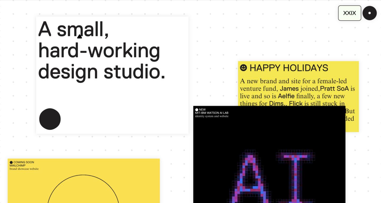 Anti diseño como técnica de diseño web en auge