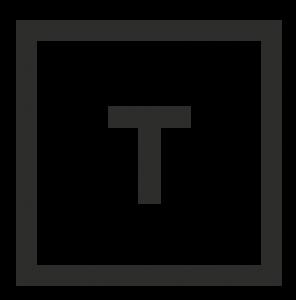 Logo TEKLA negro png